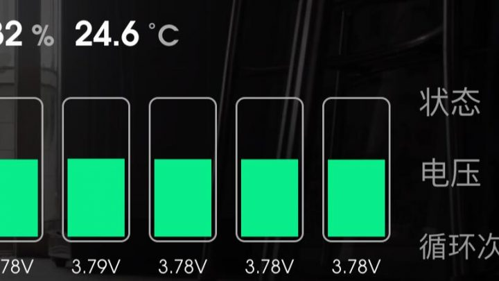 Notícias fáceis para pisar em um buraco: coisas sobre a voltagem da bateria e a porcentagem de carga
