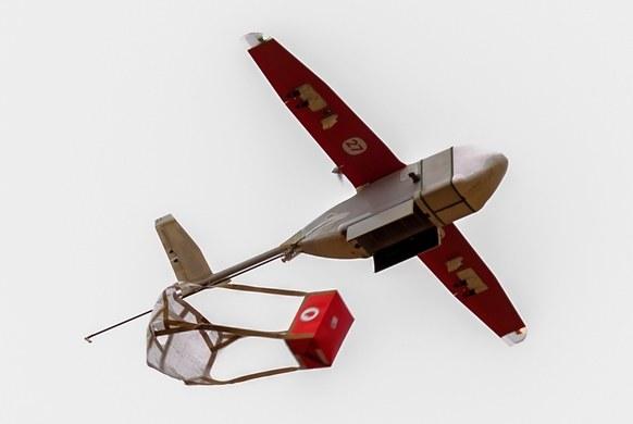 Zipline inicia entregas de suprimentos médicos com drone em Gana