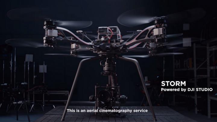 DJI Storm: Um drone da DJI que você nunca ouviu falar