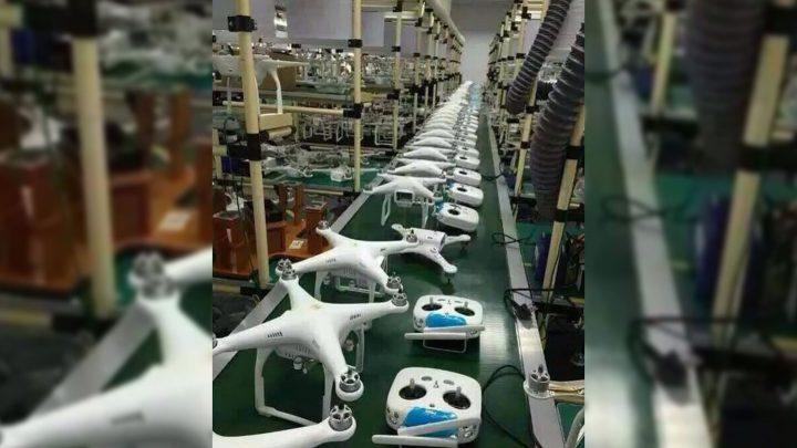 DHS* alerta para 'fortes preocupações' que drones produzidos na China estão roubando dados