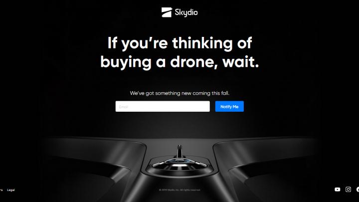 """""""Se você está pensando em comprar um novo drone, aguarde…"""