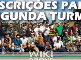 INSCRIÇÕES PARA A SEGUNDA TURMA do CURSO de MONTAGEM DE DRONE RACER