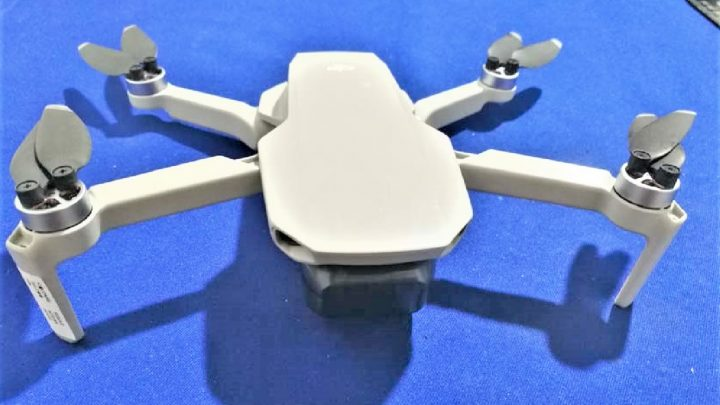 DJI Mavic Mini, drone de 245g com o sistema de rádio do Phantom 3 Pro