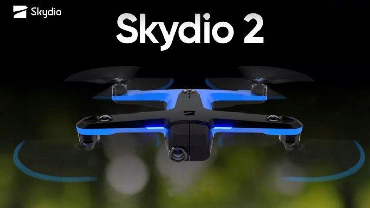 Apresentação: Skydio 2