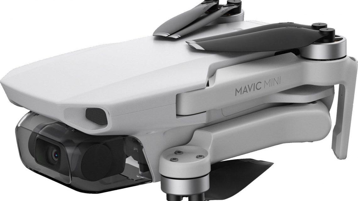 Atualização: Lançamento do novo DJI Mavic Mini